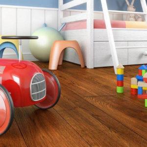 Deska na ogrzewanie podłogowe Decowood - podłoga warstwowa szerokość 140