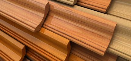 Listwy przypodłogowe z drewna litego