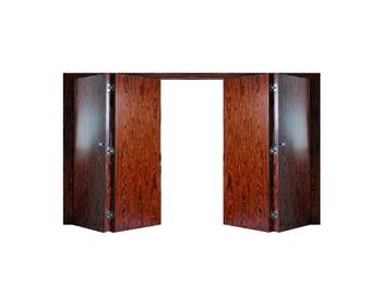 System drzwi składanych